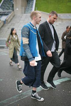 They Are Wearing: Paris Men's Fashion Week Spring 2014 | WWD