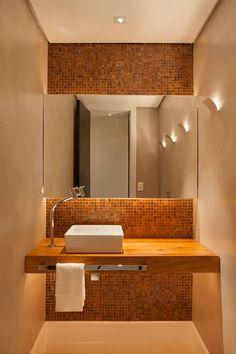 moderne Wohnzimmer von Tripper Arquitetura