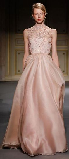 Georges Hobeika - Haute Couture Spring 2013 Fashion Week