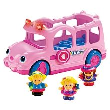 Toddler Toys: Disney Fisher-Price Little People Princesses Sets ...