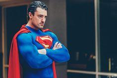 Superman Cosplay 3 by PhoenixForce85 on DeviantArt