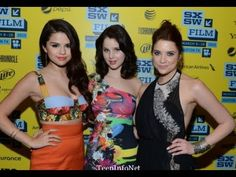 Selena Gomez Ashley Benson and Rachel Korin sing Hit Me Baby One