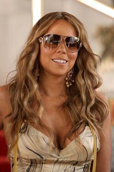 Mariah Carey Long Hair
