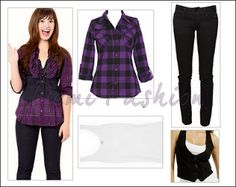 Cute Outfits with Skinny Jeans | Why Dream? Make It Your Reality.: August 2009