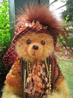 Colette by Bears by Pat Morris