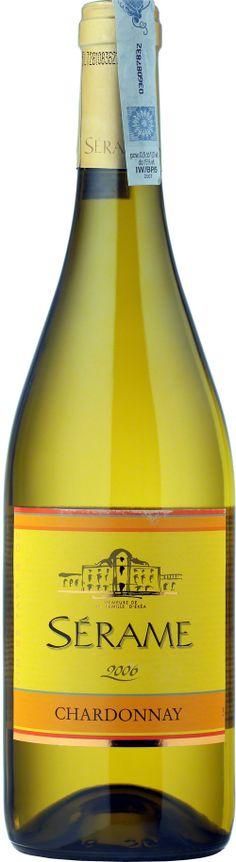 Złocisto-żółta barwa z zielonkawymi refleksami. Dominują aromaty cytrusów i białych kwiatów. W ustach zrównoważone i rześkie. #Winezja #Chardonnay #Corbieres #Wino Saint Chinian, Wine, Drinks, Bottle, Beverages, Flask, Drink, Jars, Beverage
