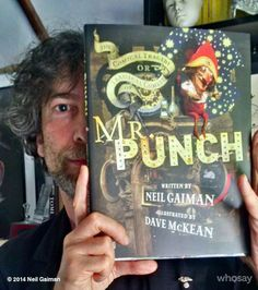 Neil Gaiman's Photo