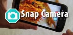 Snap Camera lets you take pictures and record video with a single click, no cluttered preview screen, just the two buttons you really need. Snap Camera's interface is based on the camera included in Android 4.4 (kit Kat) on the Nexus 5 but with many features.