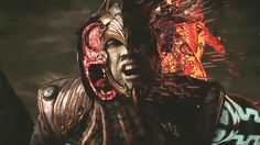 Mortal Kombat X - Kenshi Fatality + X-Ray (Fatalities Gameplay)