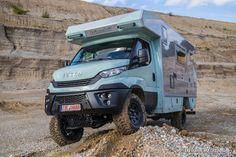Diy Camper, Truck Camper, Camper Trailers, Camper Van, Camper Ideas, Iveco Daily Camper, Iveco Daily 4x4, Off Road Camper, 4x4 Off Road