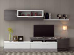 Wall Unit Designs, Tv Unit Design, Tv Wall Design, Tv Furniture, Entertainment Furniture, Furniture Design, Tv Wall Cabinets, Tv Cabinet Design, Modern Tv Wall Units