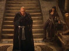 Imhotep and Anck su namun