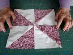 Quadrados - dois triângulos - Parte3