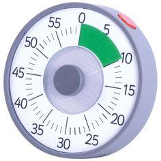Eduplay, Zeitzeiger mit Batterie Mit 3 verschiedenen Alarm-Funktionen | 120316 / EAN:4260372712048