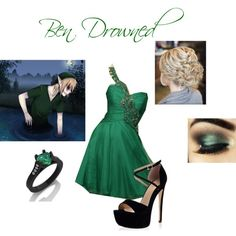 Ben Drowned prom Outfit