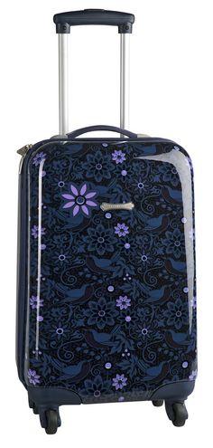 Trolley pequeño. Catalina Estrada - Colección 37000 - Catalina Estrada Rigida - Catalina Estrada - El Equipo de Viaje, maletas y bolsos