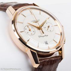 Longines Flagship Chronograph : L4.756.8 : Bernard Watch