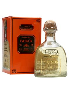 Patron Reposado Tequila : The Whisky Exchange