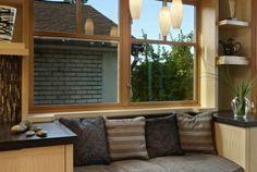 Appui de fenêtre : que faire de l'espace au rebord de la fenêtre ?