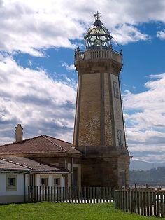 Faro de Avilés, Asturias:
