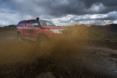 Arctic Trucks mud driving AT38