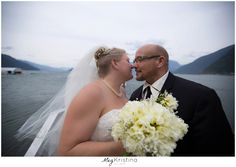 Langley & Vancouver, Harrison Lake Wedding & Engagement Photographer. Meg Kristina Photography. Harrison Resort & Spa, Harrison Lake, BC. Hot Springs, Spring Wedding, Wedding Photography, Wedding Dresses, Beautiful, Wedding Shot, Bride Gowns, Spa Water, Wedding Gowns