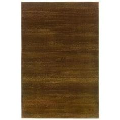 Home Decorators Collection Artisan Chromo Brown and Gold 2 ft. 6 in. x 4 ft. 5 in. Accent Rug  on  Daily Rug Deals