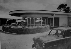 Max Policansky's Shopping Centre in Wynberg