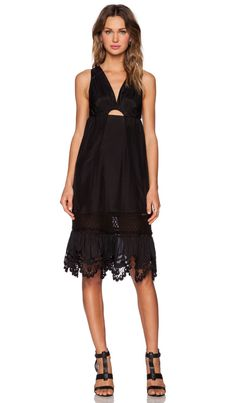 REVOLVE Mobile sexy baby doll type dress