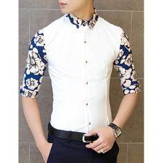 This man shirt on dresslily.com only $16.55