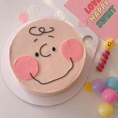 Pretty Birthday Cakes, Pretty Cakes, Beautiful Cakes, Amazing Cakes, Cake Birthday, Mini Cakes, Cupcake Cakes, Frog Cakes, Simple Cake Designs