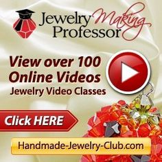 Jewelry Making Tutorials Learn How To Make Jewelry - Beading & Wire Jewelry Classes : DIY Wire Briolette Earrings