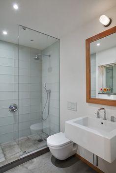 Harlem Residence Master Bath - modern - bathroom - new york - Mabbott Seidel Architecture