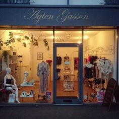 Our Brighton boutique is now closed for the weekend. But you can still order online at www.aytengasson.com. Don't forget to use code BLACKMAGIC at the checkout to receive 20% off until midnight on Monday!  We hope you all have a lovely weekend!  #Brighton #independentboutique #independentdesigner #Halloween #lingerie #handmade #Madeinbritain #madeinbrighton