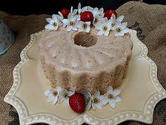 Coisas simples são a receita ...: Pudim de maçã e molho toffee sem açúcar
