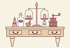 How to Create a Vintage Pharmacy Illustration in Adobe Illustrator
