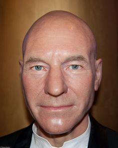 "Patrick Stewart, ""Cptn Jean-Luc Picard"""