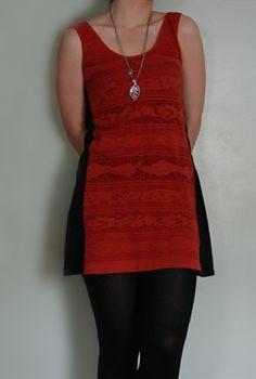idée pour agrandir une robe