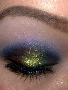 Tutorial time! MakeupGeek has a peacock week, and I did few peacock inspired looks for the idea gallery. This was the other one, and anoth...