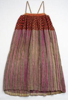 A Russian / Karelian sarafan dress