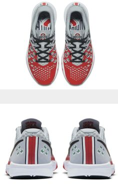 Photo These Nike Ohio State Shoes Which Appear To Glow