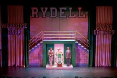 FCLO Music Theatre--rental scenery for Grease; ideas??