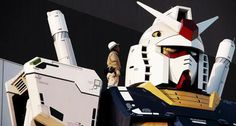 GUNDAM.INFO announced that Diver City Tokyo where there would stand a life-sized Gundam planned to open on April 19th,2012