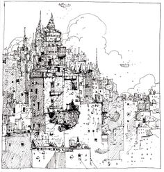 Ian McQue Sketches On Twitter - Bing Images