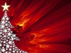 christmas-wallpaper - 50 Red Christmas Wallpapers  <3 <3