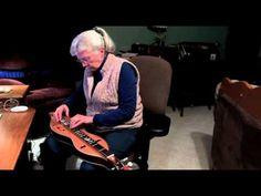 O'Carolan's Sir Festus Burke on Mountain Dulcimer - YouTube