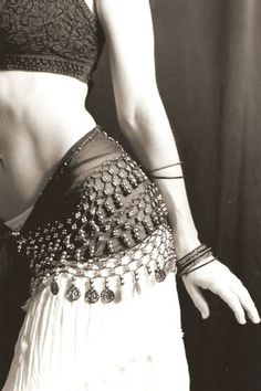 belly dancing <3