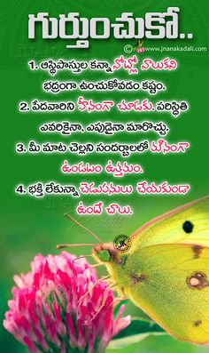 telugu quotes-be positive quotes in telugu-helping quotes in telugu-whats app sharing nice words on life in telguu Good Morning Image Quotes, Good Night Quotes, Good Life Quotes, Inspiring Quotes About Life, Love Quotes In Telugu, Telugu Inspirational Quotes, Good Morning Inspirational Quotes, Love Failure Quotations, Failure Quotes