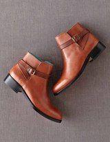 Urban Biker Boot, leather, Boden $188