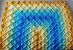 Oblong Wool Eater by Sara London http://sarahlondon.files.wordpress.com/2012/01/oblong-wool-eater-blanket.pdf